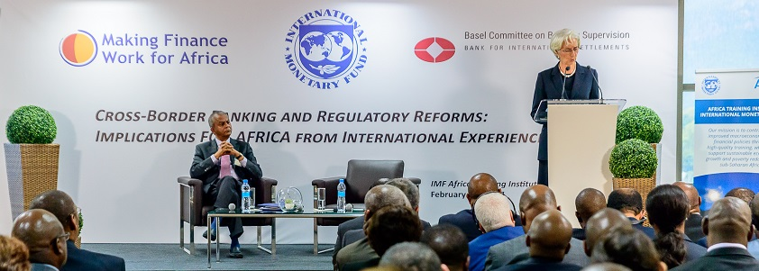 Cross-Border Banking and Regulatory Reforms: Implications for Africa from International Experience