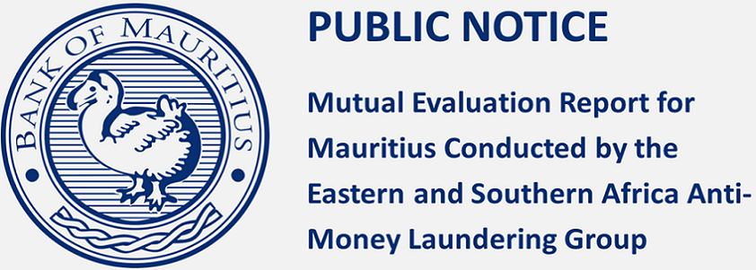 Mutual Evaluation Report for Mauritius conducted by the Eastern and Southern Africa Anti-Money Laundering Group