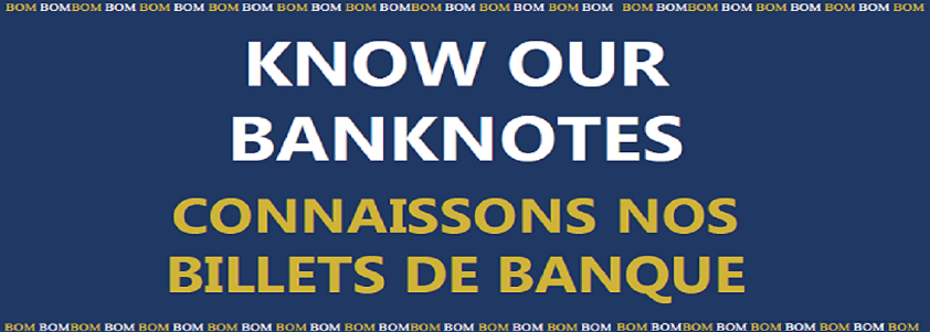 know our banknotes